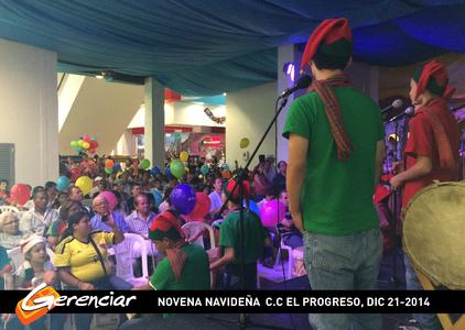 Novena Gerenciar - C.C. El Progreso