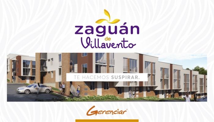 Zaguán de Villavento