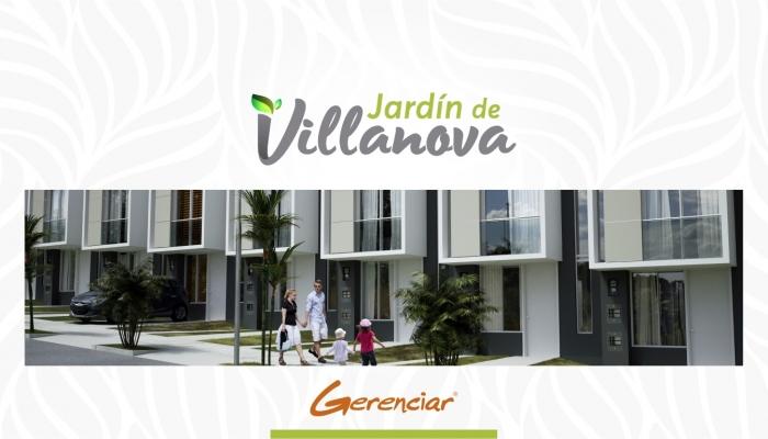 Jardín de Villanova